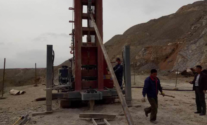 Drilling of FORWARD RС4 Water Well Drilling Rigs in Tunisia