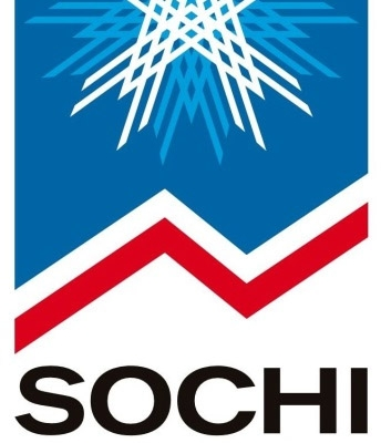 Olympic Games sites in Sochi city (Russia)