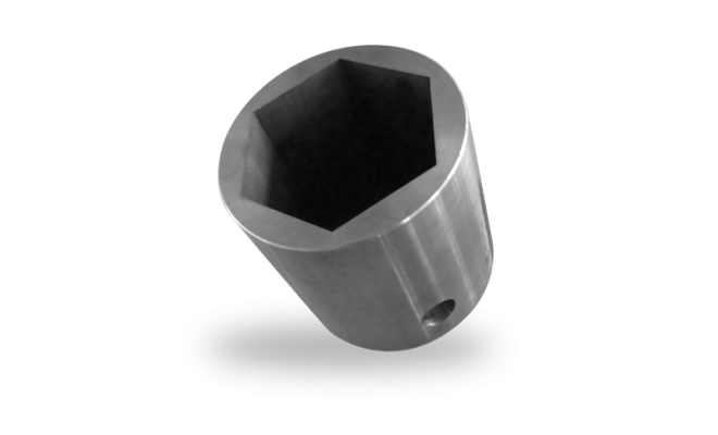Hexagonal Coupling